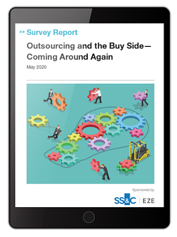 outsourcing and the buy side report
